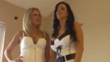 Big Tits Threesome Mom