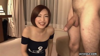 Japanese Wife Teen Blowjob Brunette