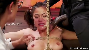 Swiss Interracial Threesome Asian