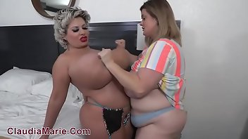 Catfight Pornstar Fat Whore