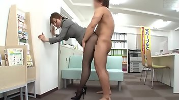 Nylon Stockings Cumshot Hardcore