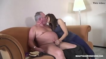 Grandpa Blowjob Doggystyle