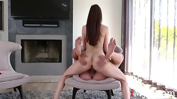 Tall Blowjob Brunette Riding