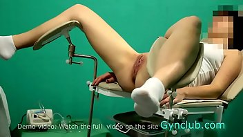 Gyno BDSM Bondage Exam