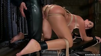 Whipping Hardcore MILF Rough