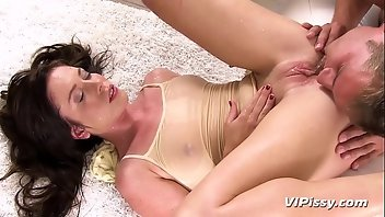 Golden Shower Teen Blowjob Brunette