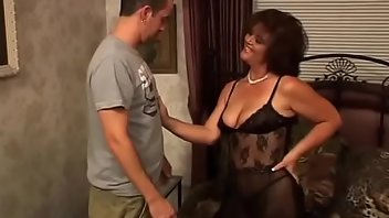 Whipping MILF Brunette Mature