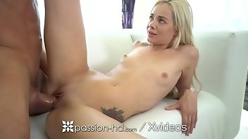 Jeans Facial Hardcore Blonde