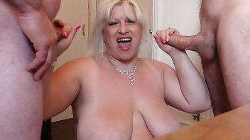 Amateur BBW Mature British Big Tits