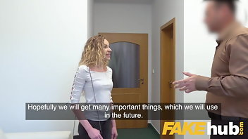 Babe Blonde French Casting
