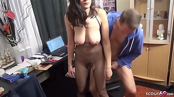 Saggy Tits Facial Teen Condom