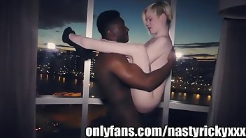 High Heels Interracial BBC