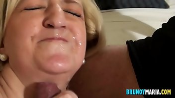 Ugly Facial European MILF