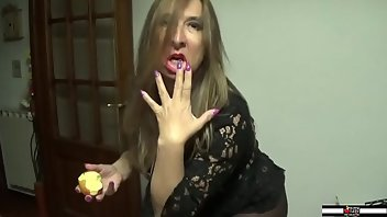 Crossdresser Mature Mom Massage