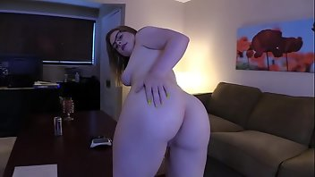 Striptease Teen Amateur Redhead