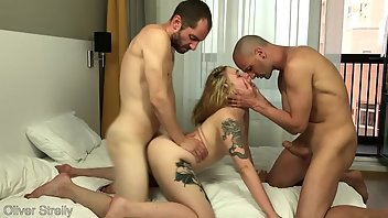 Brutal Sex Cum Blonde Rough