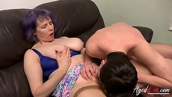 British Hardcore MILF Mature Wife