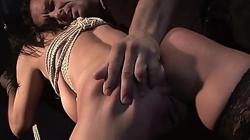 Train MILF Rough Spanking