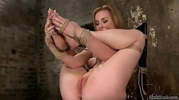 Hogtied Hardcore Rough Gagging